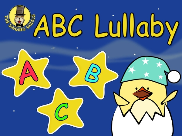 ABC Lullaby video (mp4)