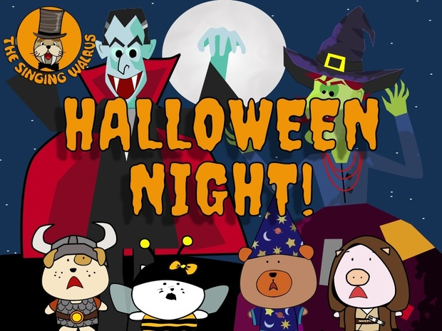 Halloween Night video (mp4)