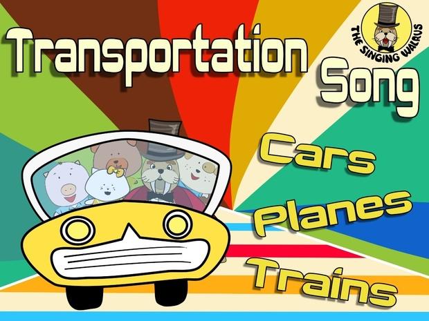 Transportation Song video (mp4)