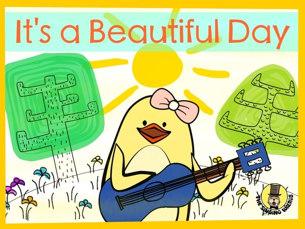 It's a Beautiful Day (mp4)