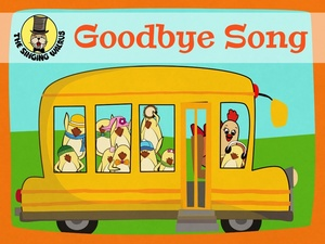 Goodbye Song video (mp4)