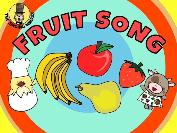 Fruit Song video (mp4)