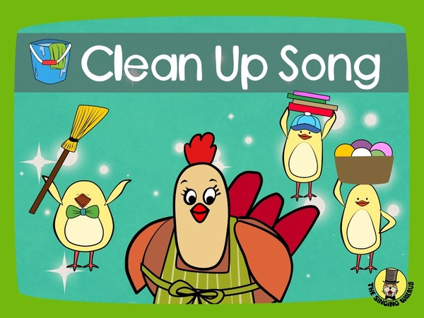 Clean Up Song Video (mp4)