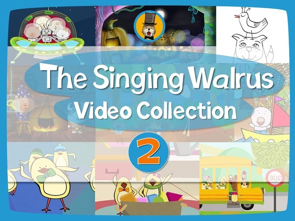 Children's Video Collection Vol. 2