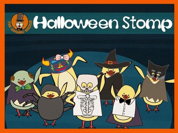 Halloween Stomp video