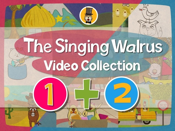 Children's Video Collection Vol. 1 & 2