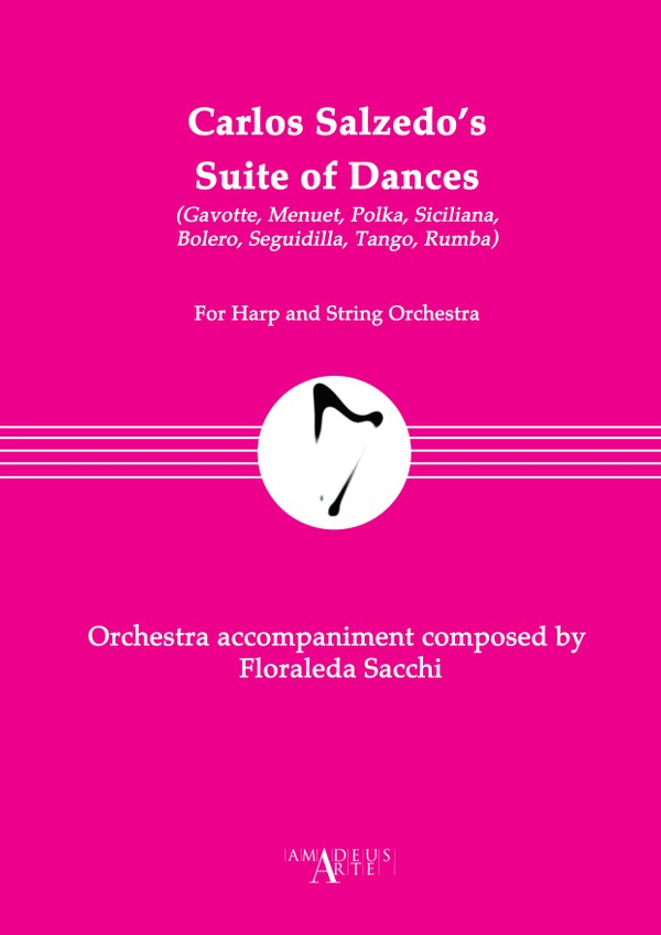 Carlos Salzedo's Suite of Dances for Harp and String Orchestra