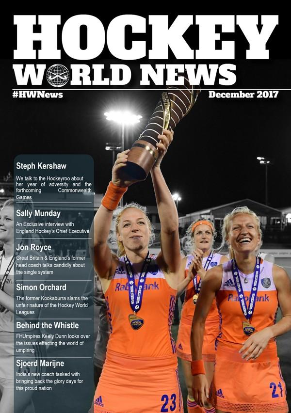 Hockey World News Edition 3