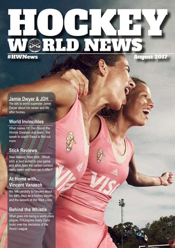 Hockey World News Edition 1