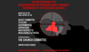 The Church Committee: Investigation of the Assassination of John F. Kennedy