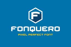 Fonquero Font