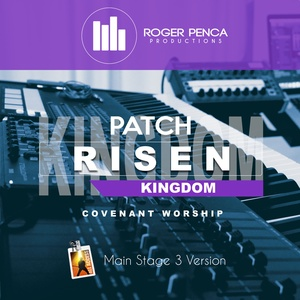 PATCH RISEN/VIVE Covenant Worship ( Mainstage3 )