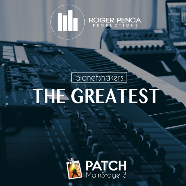 PATCH THE GREATEST | Planet Shakers ( Mainstage 3 )