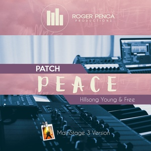 P E A C E  PATCH | Hillsong Young & Free  ( Mainstage 3 )