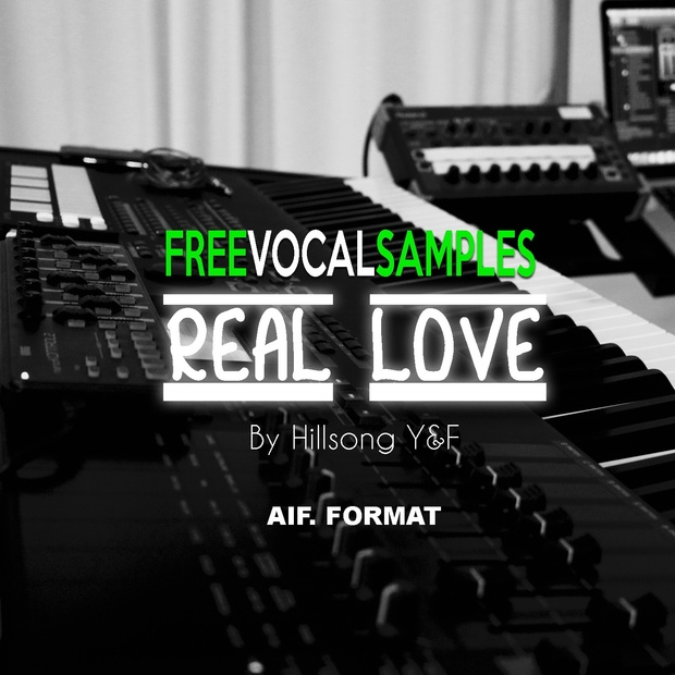FREE VOCAL SAMPLES | REAL LOVE - innovasound