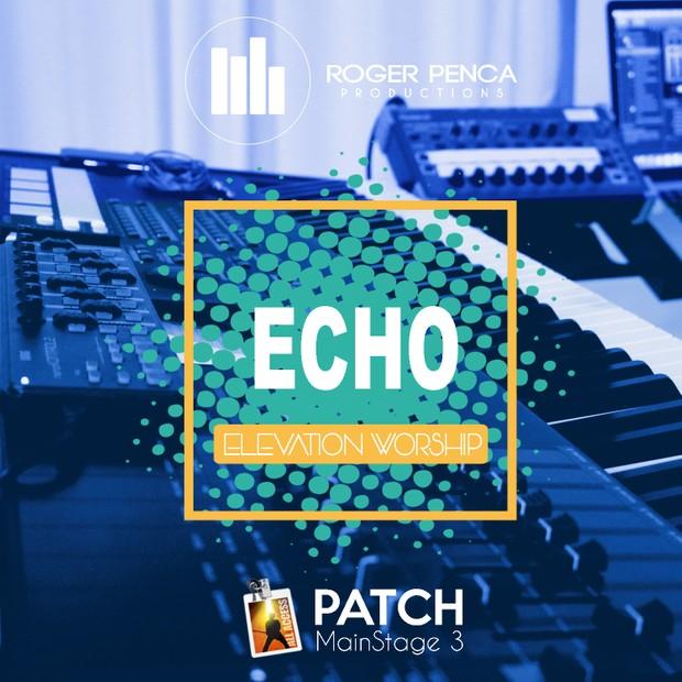 Echo Elevation Worship Chords