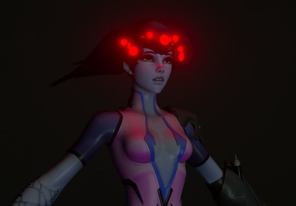 Overwatch: WidowMaker Rig (Old)
