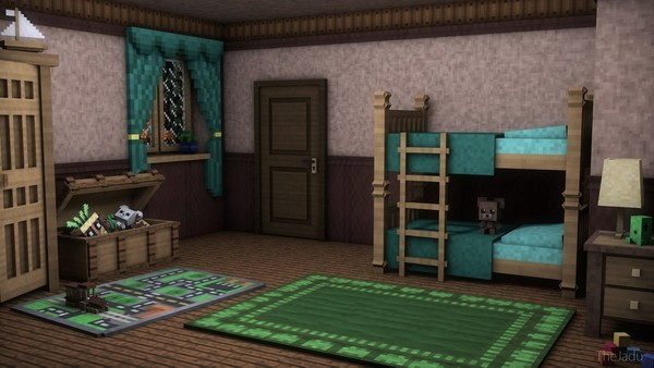 Minecraft Kids Room Pack (By TheJadu)