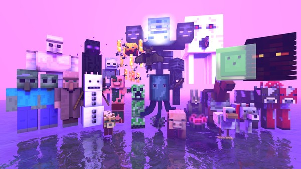 Ultimate MobPack v2 (UPDATED) By SatinAnimations