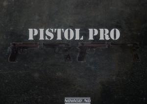 Pistol Pro Gun FX - Sound Kit - Music Production