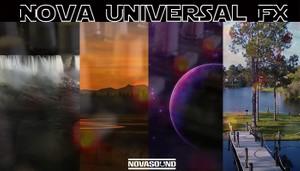 Nova Universal FX 2015 - Universal FX - Nova Sound