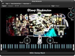 Nova Drum Unit: Stomp Mechanism & Expansion Pack - AU, VST, Wav