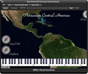 VST - Nova Drum Unit: Percussion Central America - VST (Mac & PC)