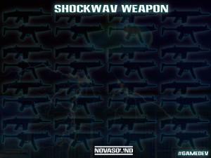 ShockWav Weapon - Electric Gun FX - Nova Sound
