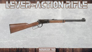Lever-Action Rifle - FireArm and Weapon FX