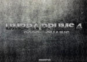 Umbra Drums 4 - 808s & Chains - Drum Kit