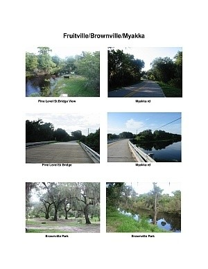 Fruitville/Brownville/Myakka Scenic Motorcycle Ride