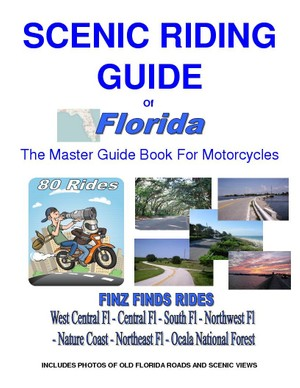 Scenic Riding Guide of Florida  (80 Rides)