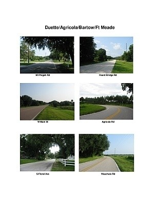 Duette/Agricola/Bartow/Ft Meade Scenic Motorcycle Ride