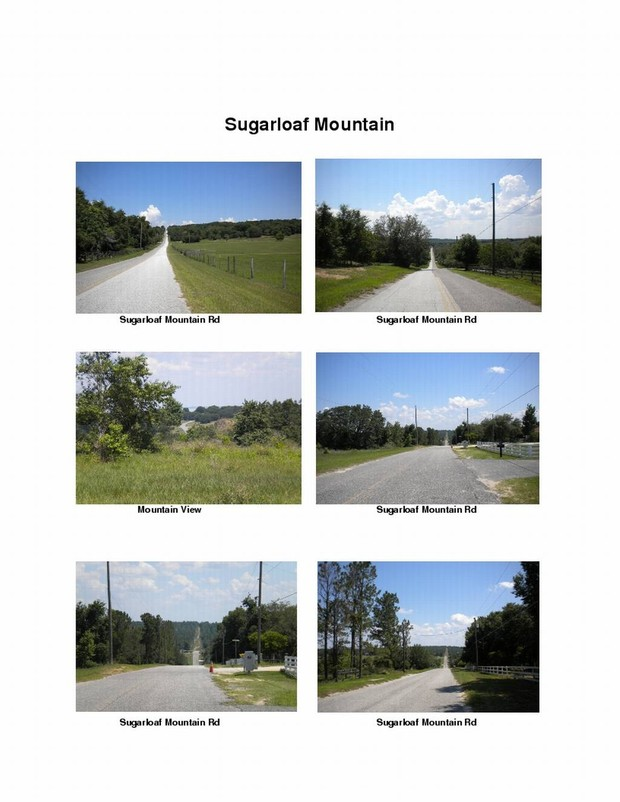 Sugarloaf Mountain Ride (Howie-In-The-Hills)