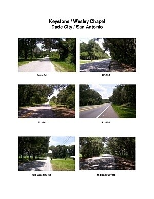 Keystone/Wesley Chapel Scenic Motorcycle Ride  (Dade City/San Antonio)