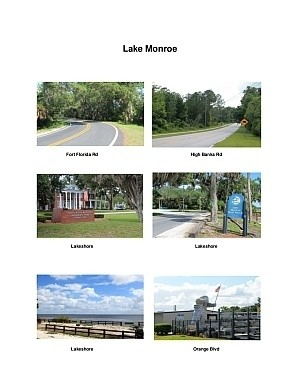 Lake Monroe Scenic Motorcycle Ride (Sanford / Deltona)