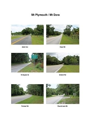 Mt Plymouth / Mt Dora Scenic Motorcycle Ride