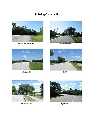 Sebring/Crewsville Scenic Motorcycle Ride