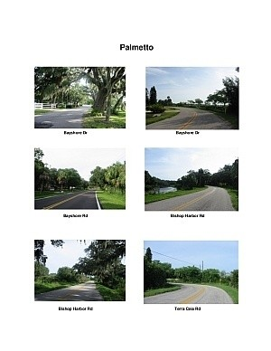 Palmetto Scenic Motorcycle Ride