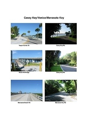 Casey Key/Venice/Manasota Key Scenic Motorcycle Ride
