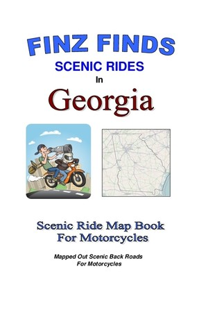 Scenic Rides In Georgia Book