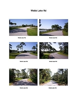Webb Lake Scenic Motorcycle Ride (Punta Gorda)