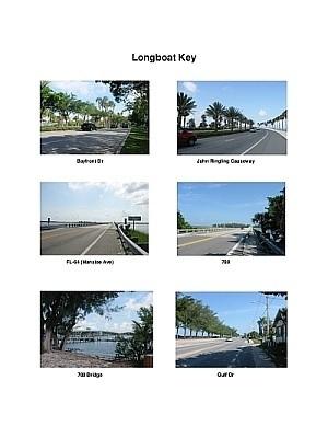 Longboat Key Scenic Motorcycle Ride