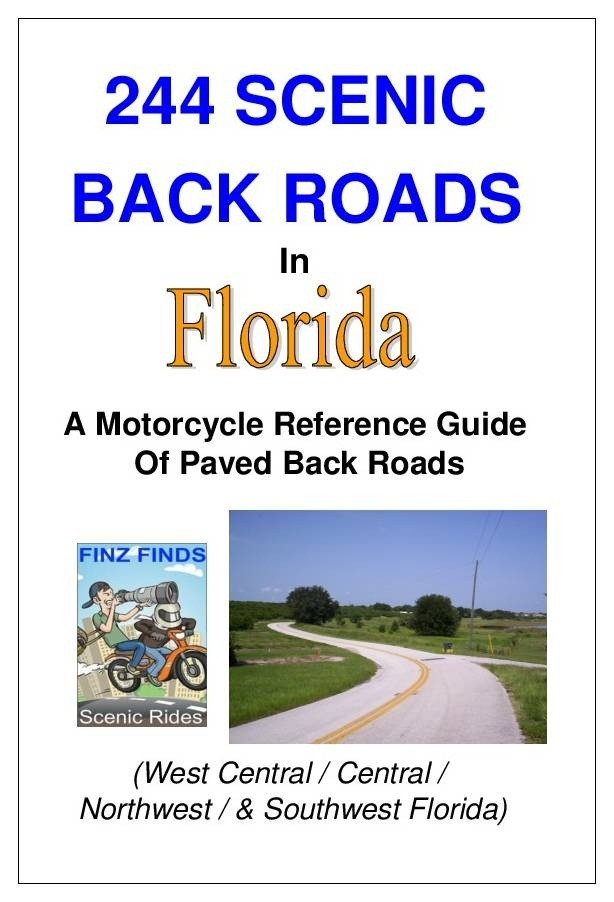 244 Scenic Back Roads In Florida
