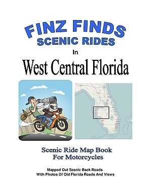 Scenic Rides In West Central Florida Book