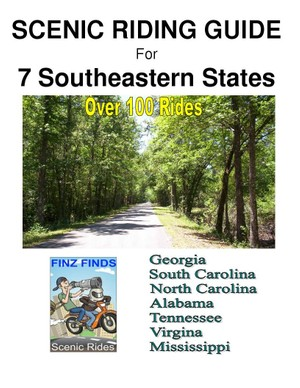 Scenic Riding Guide For 7 Southeastern States