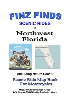 Scenic Rides In Northwest Florida Book