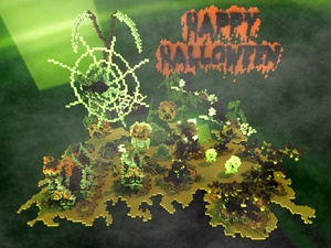 Halloween decoration pack