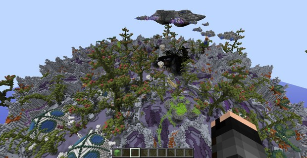Survival games or pvp map - Eirlys