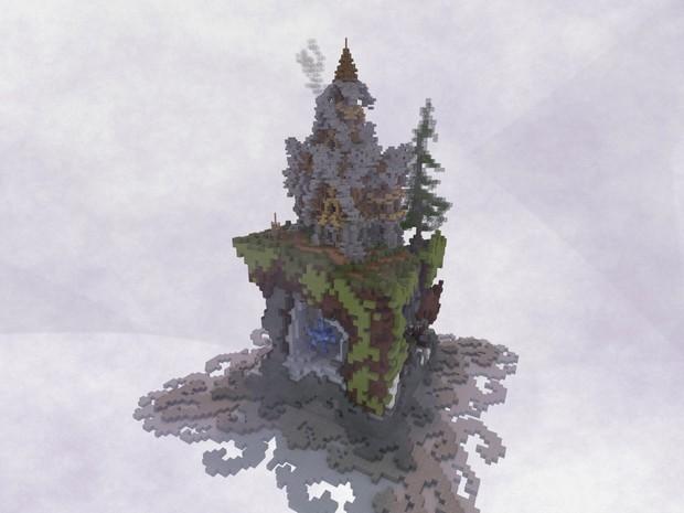 Creative / Plot world spawn - Monwood